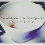 YOU CAN'T POUR FROM AN EMPTY CUP SUS-2
